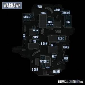 Warhawk Map - Call of Duty Ghosts - Unofficial Call of Duty