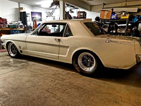 Nick Stewart's Twin Turbo Lsx Powered 1965 Mustang