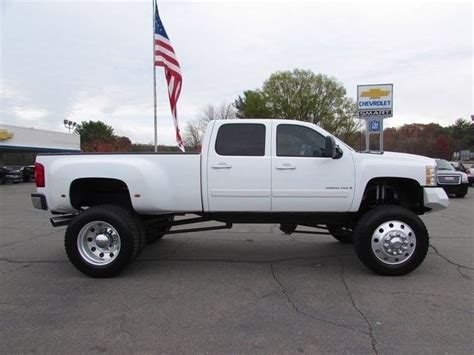 2008 Chevrolet Silverado For Sale by 2008 Chevrolet Silverado 3500 Ltz Truck For Sale