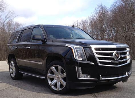 Boat Ratings 2014 by 2015 Cadillac Escalade Suv Review Consumer Reports News