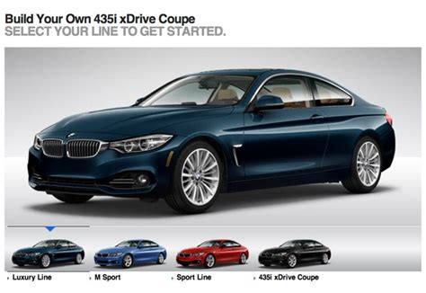 Configure Your Own 4 Series  Peterson Bmw Of Boise