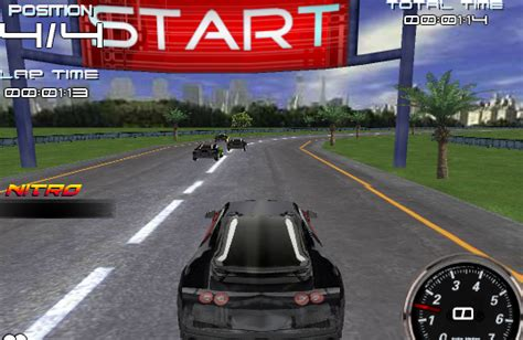Play 3d Bugatti Racing Game Free Online At Puffgames.com