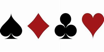 Cards Spade Heart Diamond Club Pixabay Vector