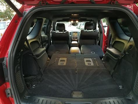 dodge durango interior pictures cargurus