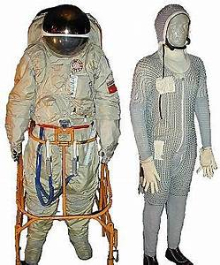 Russian Orlan Space Suit from the Science Centers ...