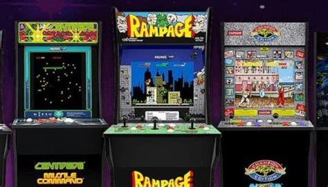 Arcade1Up Arcade Cabinets are a Marvel to Look at and Play ...