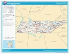 Map Of Columbia Tennessee | Tourist Map Of English