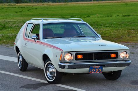 Allow us to reintroduce you to the magic of moviegoing. Hemmings Find of the Day - 1971 AMC Gremlin | Hemmings Daily