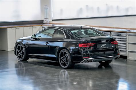 audi s5 tuning abt sportsline brings 20 more dynamism to 2018 audi s5 automobile magazine