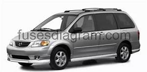 Fuse Box Mazda 2 2001