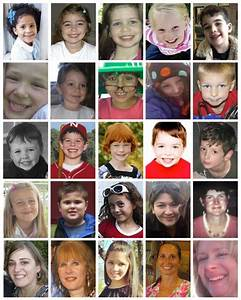 Newtown school shooting: Names and ages of those killed in ...