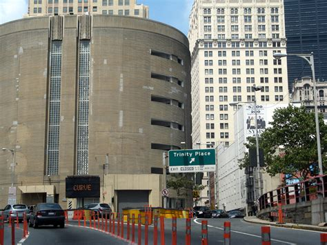 battery parking garage new york aaroads interstate 478 battery tunnel