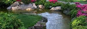 jardin ecologique comment creer une mare naturelle With comment amenager un petit jardin 7 comment installer un ruisseau ou une cascade au bassin