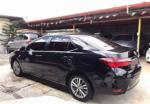 2016 Toyota Altis G Manual Transmission In Mandaue City