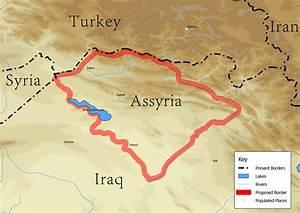 Assyrian homeland - Wikipedia