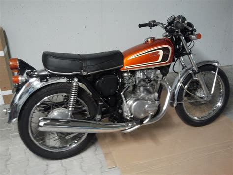 honda cb 250 honda cb 250 g 1975 from falang