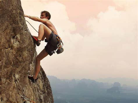 Health Benefits Rock Climbing Boldsky