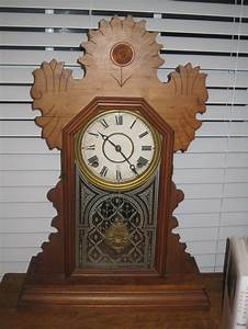 25 Best Images About Gilbert Antique Clocks On Pinterest