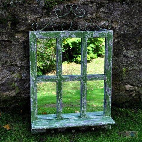 Fenster Sichtschutz Sprossenfenster by Vintage Sprossenfenster Spiegel Dublin Shabby Chic
