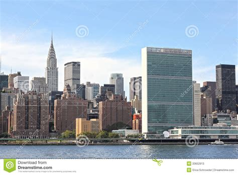 le siege des nations unis si 232 ge des nations unies nyc photo stock 233 ditorial image