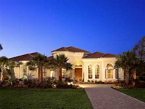 Home Plans And Designs by Mediterranean Style Home Plans Designs Mediterranean