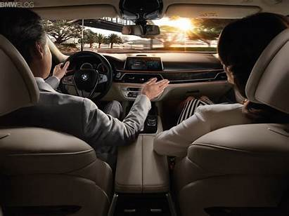 Bmw Series Luxury Cabin Technology Wallpapers Gesture