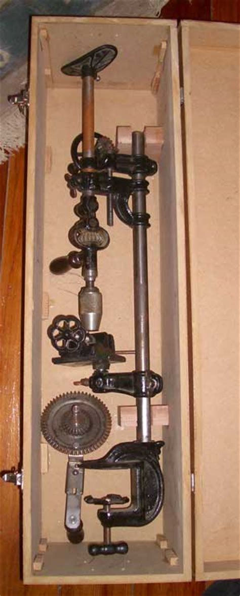 miller fall nr  universal hand drill press