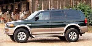 1998 Mitsubishi Montero Sport Interior Features - iSeeCars com