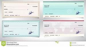 Faux Cheque De Banque Recours : ch que de banque ch que de banque dirigez eps10 illustration de vecteur image 50446280 ~ Gottalentnigeria.com Avis de Voitures