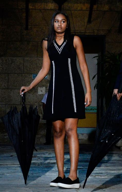 Michelle, Sasha And Malia Obama's Cuba Visit Dresses All