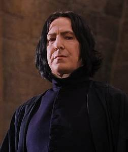 Professor Severus Snape | Scary Godmother Wiki | FANDOM ...