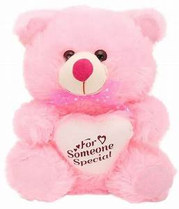 25% OFF on Kashish Toys Pink Teddy Bear on Flipkart ...