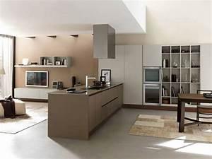 Arredo per cucina e soggiorno open space Fotogallery Donnaclick