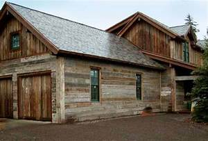 Grey brown antique barn siding traditional exterior for Barnwood siding for sale