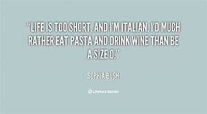 Italian Quotes And Sayings. QuotesGram