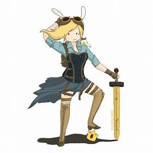 Adventure Time With Finn and Jake images Fionna(steampunk ...