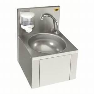 Lave Main Inox : lave mains en inox pour cuisine professionnelle ~ Melissatoandfro.com Idées de Décoration
