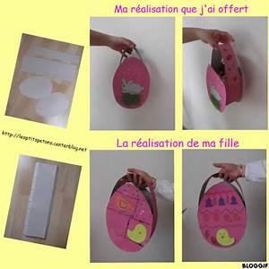 Panier Oeufs De Paques : theme paques ~ Melissatoandfro.com Idées de Décoration
