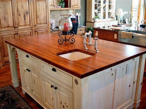 wood island tops kitchens mesquite custom wood countertops butcher block