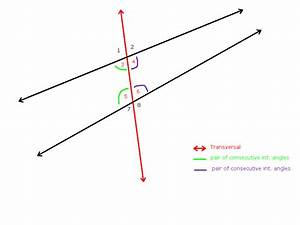 Consecutive Exterior Angles Pictures to Pin on Pinterest ...