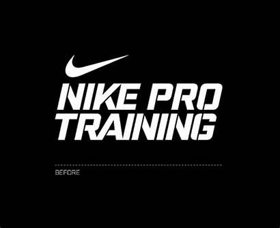 Nike Pro Training Logos Logolynx