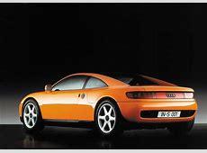 1991 Audi Spyder Concept Review SuperCarsnet