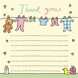 Kids Thank You Notes