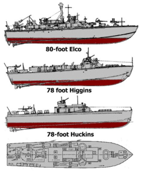 Ww2 Pt Boats For Sale by Pt Motor Torpedo Boats