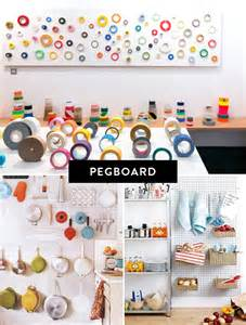 i 39 ve got you pegged sfgirlbybay - Pegboard Kitchen Ideas