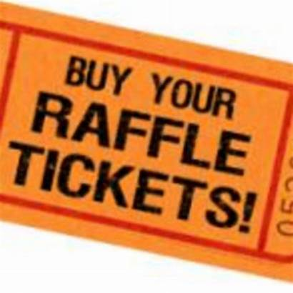 Raffle Ticket Clipart Orange Transparent Drawing Sample