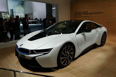 Bmw I8 To Be Launched In India In February; Price, Feature