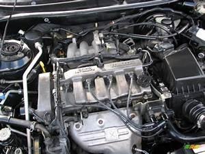 2001 Mazda 626 Lx 2 0 Liter Dohc 16