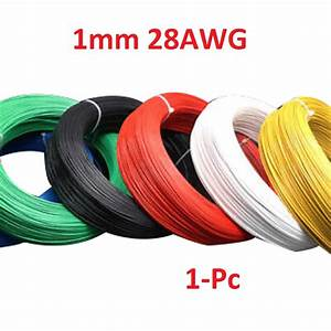 Hook Up Wire Circuit Wire Roll Stranded Type For