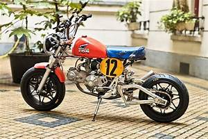 Le Honda Monkey Z50r Used D U2019hadrien